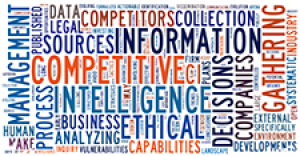 Competitive Intelligence Steps - an Overview